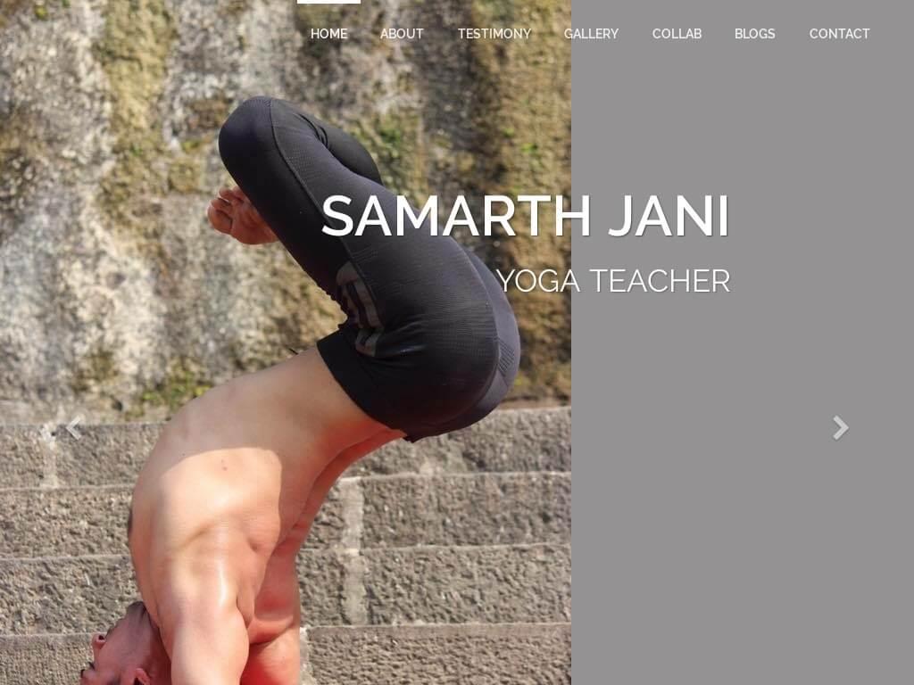 Samarth Jani